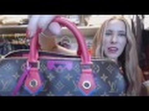 Louis Vuitton Unboxing New Speedy Totem Release Fall 2015