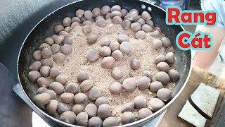Hạt Dẻ Rang CÁT - Roasted chestnuts