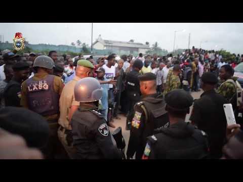 Police Rescues Four From Mob Action At Ile Zik, Lagos-Abeokuta Expressway (2)