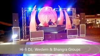 Expert Organisers | JBL Sound | Ultimate DJ Setup in Mount View, Chandigarh, near Mohali & Panchkula
