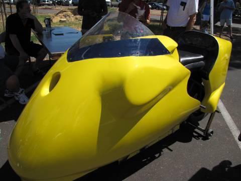 Electric Car Rally on Organic Living TV
