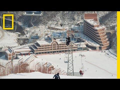 This Is What It's Like Inside North Korea's Luxury Ski Resor