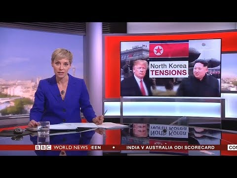 BBC World News - North Korea tensions
