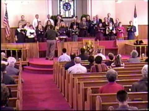 """""""What a Day That Will Be"""" - Mount Carmel Baptist Church Choir, Fort Payne Alabama March 2003"""