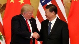 Trump: US is under no pressure to make a deal with China