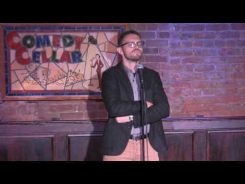Ben Rosenfeld Performing Stand Up - October 22 2016
