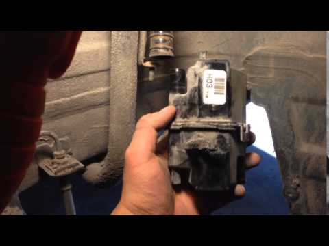 How To Replace A Fuel Tank Air Filter On A 2010 Hyundai