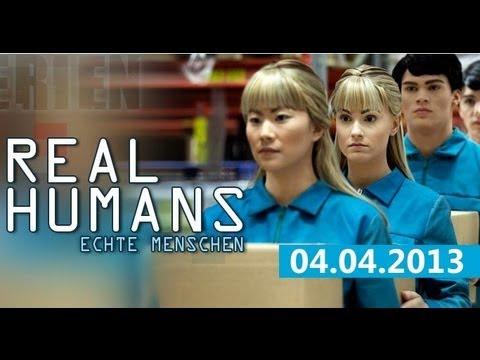 Real Humans - Echte Menschen - Trailer [HD]