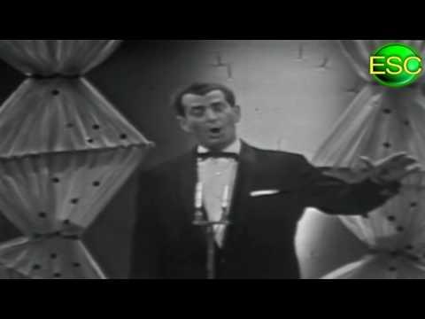 ESC 1960 03 - Luxembourg - Camillo Felgen - So Laang We's Du Do Bast