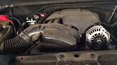 Hayden Engine Oil Cooler Install - 1991 V2500 - YouTube