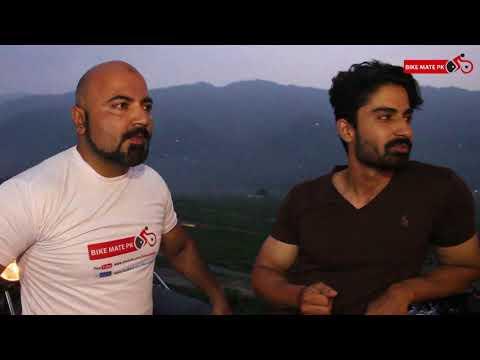 Meet up with YBR Club Muzaffarabad | Pakistan's Fastest YBR | YBR G 2018 |