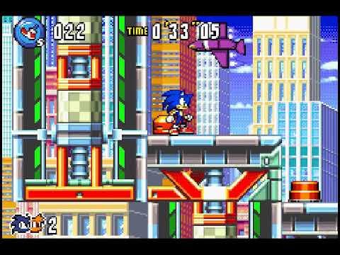 Download Sonic Advance 3 SNES Rom
