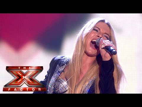 Louisa sings her Song of the Series  | The Final Results | The X Factor 2015