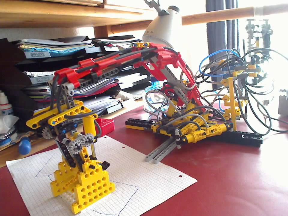 roboter lego