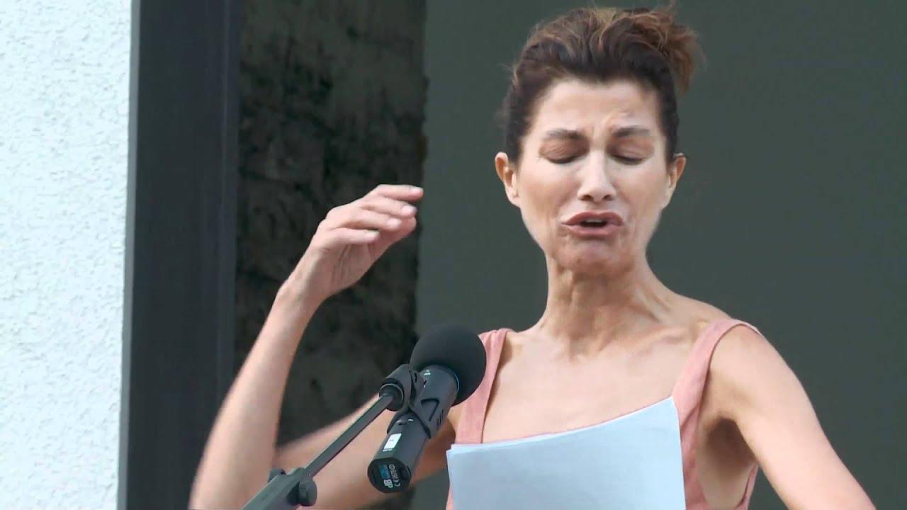 Marie Colbin liest Jean Ziegler: Der Aufstand des