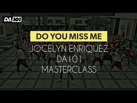 DA101 | Do You Miss Me by Jocelyn Enriquez | Retro