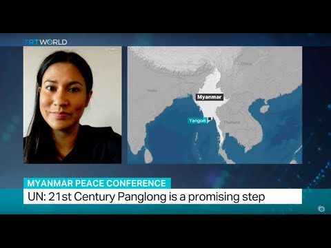Myanmar Peace Conference: Interview with Manny Maung from Yangon
