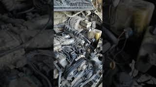 Японский двигатель в газель. Минусы. История 2