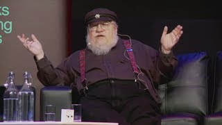 George RR Martin on Why He Kills Characters