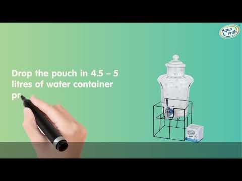 Aqua Prills : Reduce Your Medical Bills, Improve Your Water Quality!