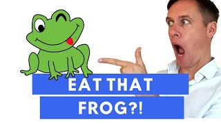 What is Eat the Frog and ABCDE method?