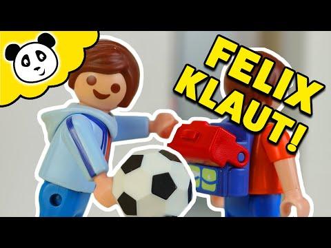 Playmobil Familie - Felix klaut Spielzeug?! - Playmobil Film