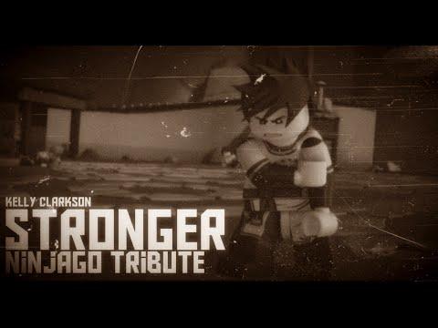LEGO Ninjago Tribute   Stronger