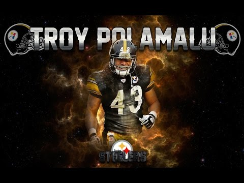 "Troy Polamalu ""legendary"" Tribute"