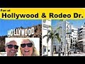 FUN in Hollywood &  Rodeo Drive, California Sightseeing Travel Get-Away for Women & Men over 50