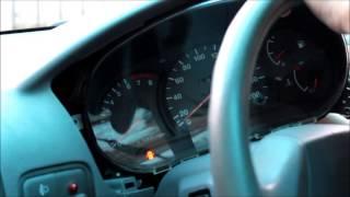 Замена стандартной подсветки приборной панели Hyundai Accent