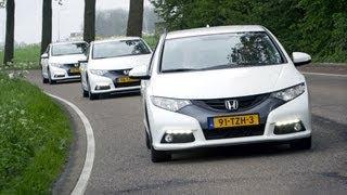 AutoWeek lezers testen Honda Civic