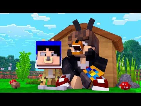 Minecraft: ANIMALIA - TRANSFORMANDO EM ANIMAIS - ‹ JUAUM › #05