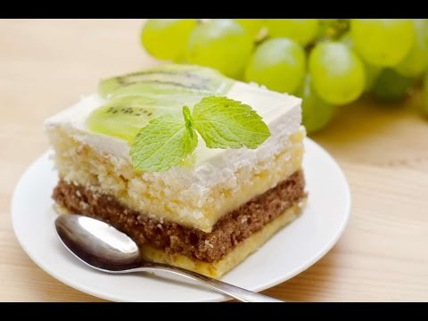 #664. Торты и пирожные (Еда и напитки) - видео онлайн