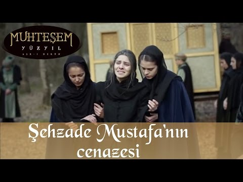 Mahidevran Şehzade Mustafa'nın cenazesinde - Mahidevran is at his son's funeral (English Subtitle)