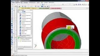 КОМПАС-3D V15.1 (урок №3)