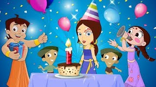 Chhota Bheem - Happy Birthday ..