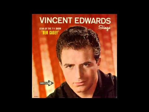 Vincent Edwards - I'll Walk Alone
