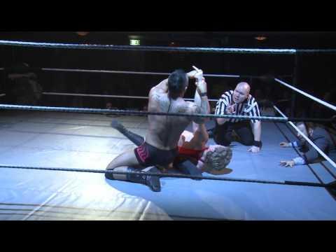 Ivan Markov vs. Mikko Maestro, Wrestling Show Live! December Rumble