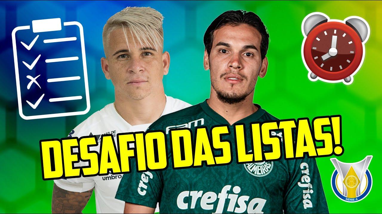 JOGADORES GRINGOS DO BRASILEIRÃO 2020 (SÉRIE A) - DESAFIO ...