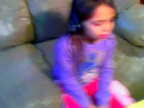 Cute 6 year old singing BMG_Rights_Management   UMPG Publishing