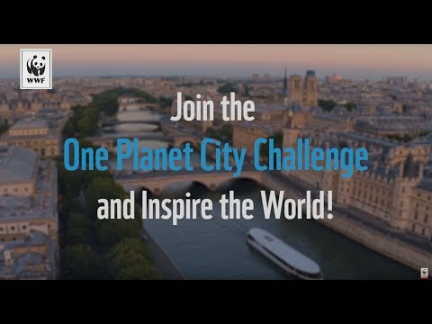 One Planet City Challenge