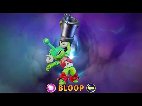 Skylanders: Imaginators - Making Bloop! - Part 14