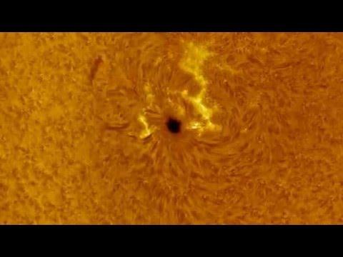 Solar Time Lapse  22/05/2016