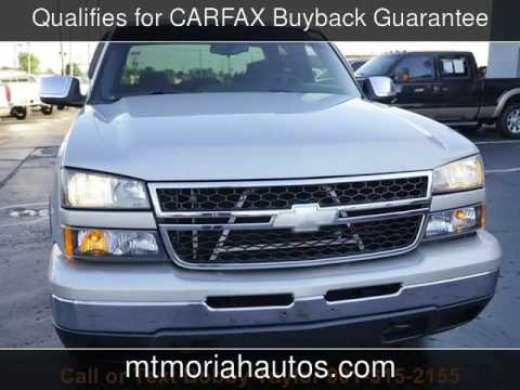 2007 chevrolet silverado 1500 classic ls used cars memphis tennessee 2017 03 22 youtube. Black Bedroom Furniture Sets. Home Design Ideas