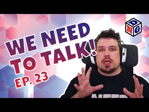 We NEED to Talk - 23 - Lucca Comics & Games e Anteprima Uscite