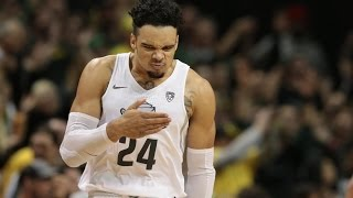 Highlights: No. 21 Oregon men