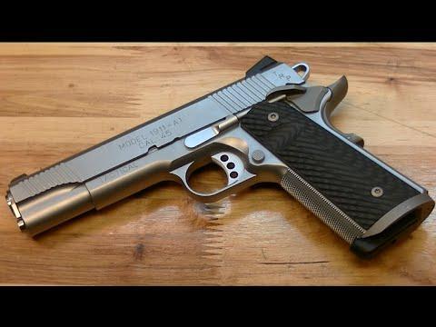 Springfield 1911 TRP: обзор & стрельба