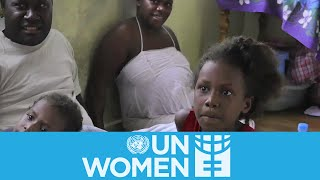 Solomon Islands : Uprooting Violence against women