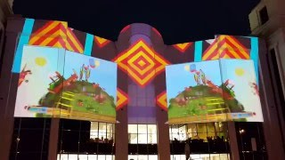 Stunning Light video show at Oman Avenues Mall Ghobra, Muscat(Stunning Light video display Show at Oman Avenues Mall , Ghobra Muscat. Video show will be performed daily till 7th May 2016 in evening from 7 PM to 11 PM ..., 2016-05-06T07:59:09.000Z)