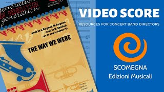 THE WAY WE WERE - Trombone solo - M. Hamlisch, arr. Palmino Pia